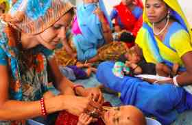 केंद्र सरकार ने 25 से 45 फीसदी तक बढ़ाई पोषाहार की दरें, राजस्थान में भी हाेंगी लागू