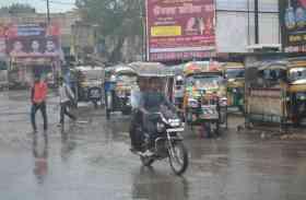 मानसून का पलटवार, दो दिनी बारिश से बुंदेलखंड का सूखा खत्म होने के आसार