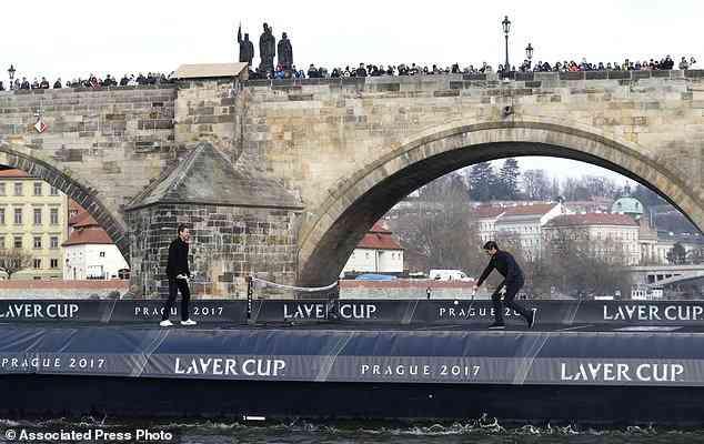 tennis,rojar fedrer,rafel nadal,Laver Cup,Europe Tour,