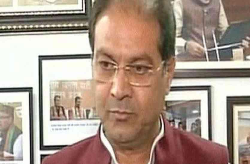 मंत्री मोहसिन रजा बोले- राहुल गांधी कांग्रेस अध्यक्ष बने तो पार्टी का हो जाएगा सत्यानाश