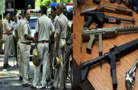 Illegal Arms License Case: हथियार विक्रेताओं के ठिकानों पर छापे, प्रारंभिक जांच में ये बातें आयी सामने