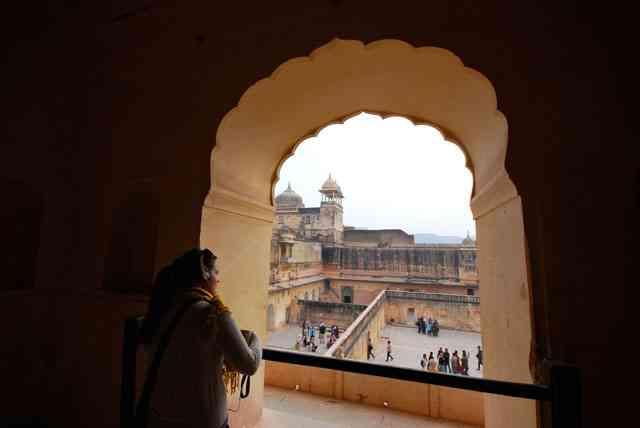 amer fort news - jaipur