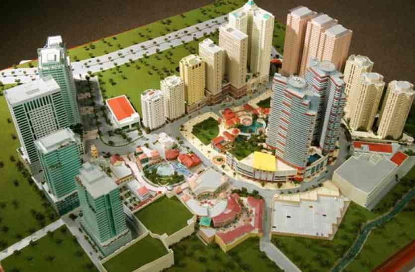 शहरी विकास पॉलिसी बनाएगी केंद्र सरकार