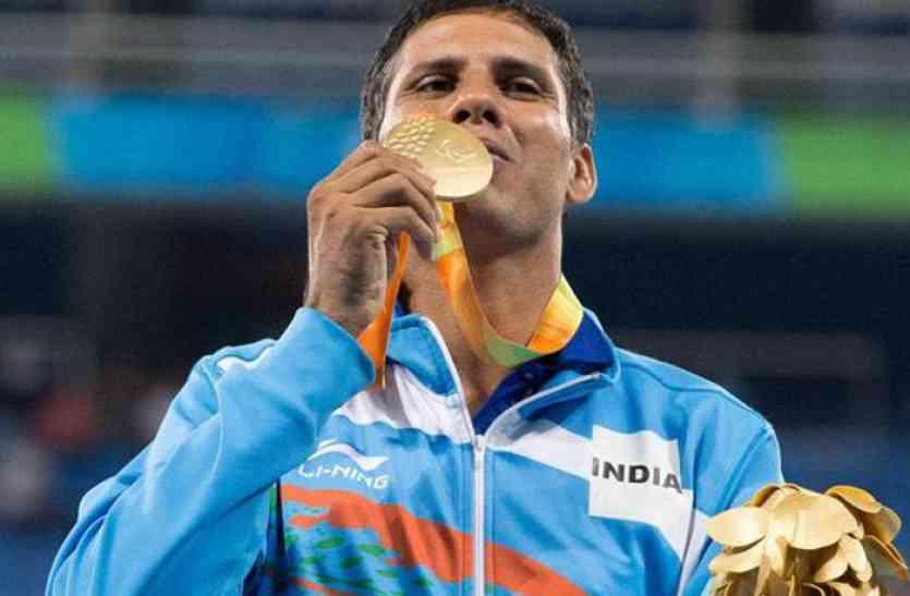 Title: Khel Ratna Award Winner Paralympian Devendra Jhajharia : Sports - A charismatic player, who wrote his success story with his passion.  Patrika News