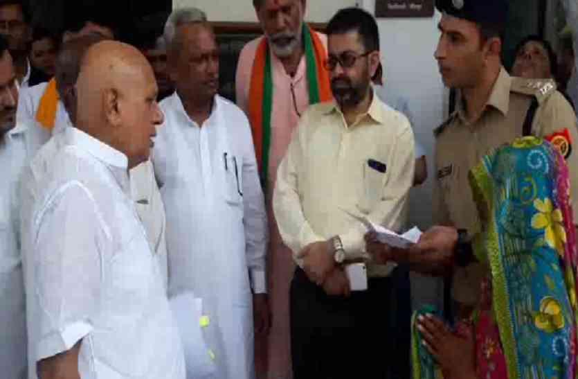 ललितपुर के इतिहास में अब तक की सबसे बड़ी राहत किसानों को मिली: मंत्री सूर्य प्रताप शाही