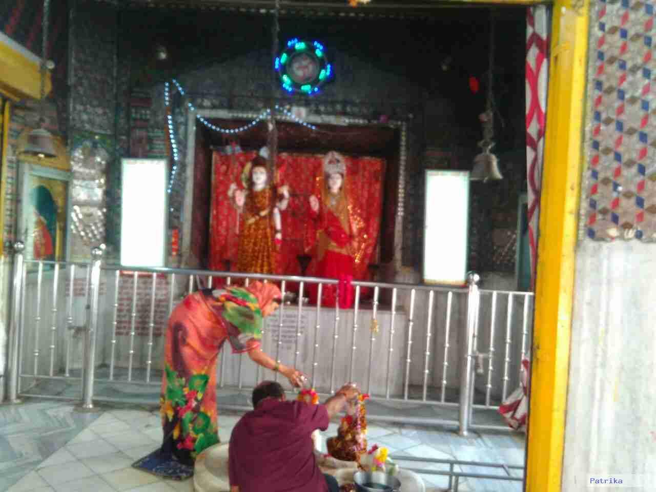 श्री झारखंडी मंदिर मेरठ