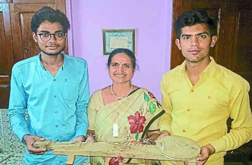 gandhi jayanti 2017 gandhis charkha in jabalpur - Jabalpur