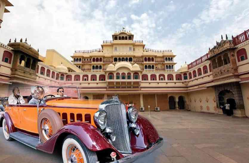 दिलीप कुमार के जयपुर आने से जिंदा हो उठी 'विदेशी बूढ़ी कारें', आज भी जयपुर की शान हैं सेठों-जागीरदारों के पास रखी विंटेज कारें