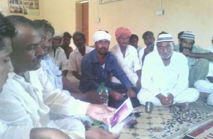 Jaisalmer Crime news- लोक कलाकार की मौत के बाद परिजनों को मिली धमकियां, घर पर ताले लगा छोड़ा गांव
