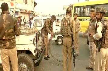श्रीनगर एयरपोर्ट के पास BSF कैंप पर आतंकी हमले में 1 जवान शहीद, 3 आतंकी ढ़ेर