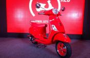 Piaggio ने भारत में वेस्पा के स्पेशल एडिशन Vespa RED को लॉन्च किया, कीमत 87 हजार