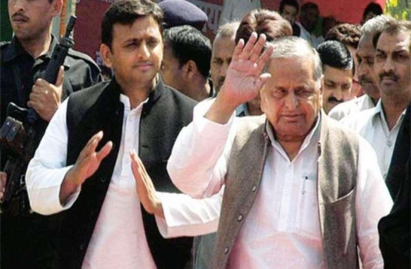 मुलायम सिंह यादव मैनपुरी से लड़ेंगे 2019 चुनाव, अखिलेश ने लिया बड़ा फैसला, यह वजह आई सामने