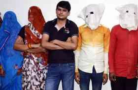 भरतपुर: कांग्रेस ब्लॉक अध्यक्ष हत्याकाण्ड का पर्दाफाश, शॉर्प शूटरों की मदद से दिया अंजाम