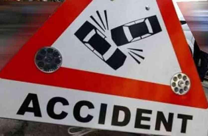 यूपी के जौनपुर में सड़क हादसा, दो की मौके पर मौत