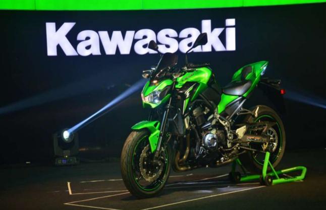 2017 Kawasaki Limited Edition Bike Z900