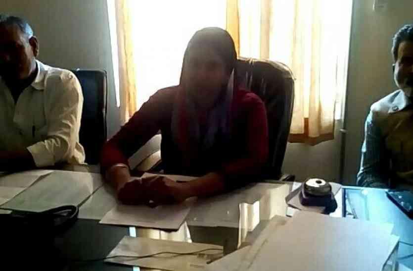 उदयपुर : अविश्वास प्रस्ताव खारिज, बच गई कुराबड़ प्रधान और उप प्रधान की कुर्सी, video