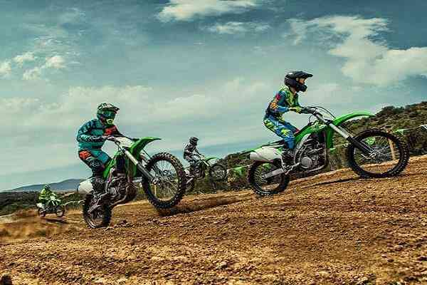 Kawasaki Off Ride Bikes