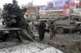 पाकिस्तान के बलूचिस्तान में आत्मघाटी हमला, 12 लोगों की मौत