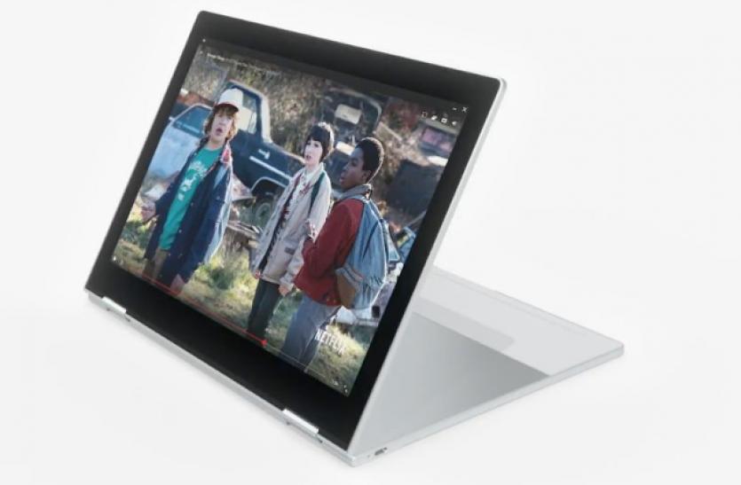 Google ने लॉन्च किया एप्स सपोर्ट वाला लैपटॉप Pixelbook, और भी हैं खूबियां