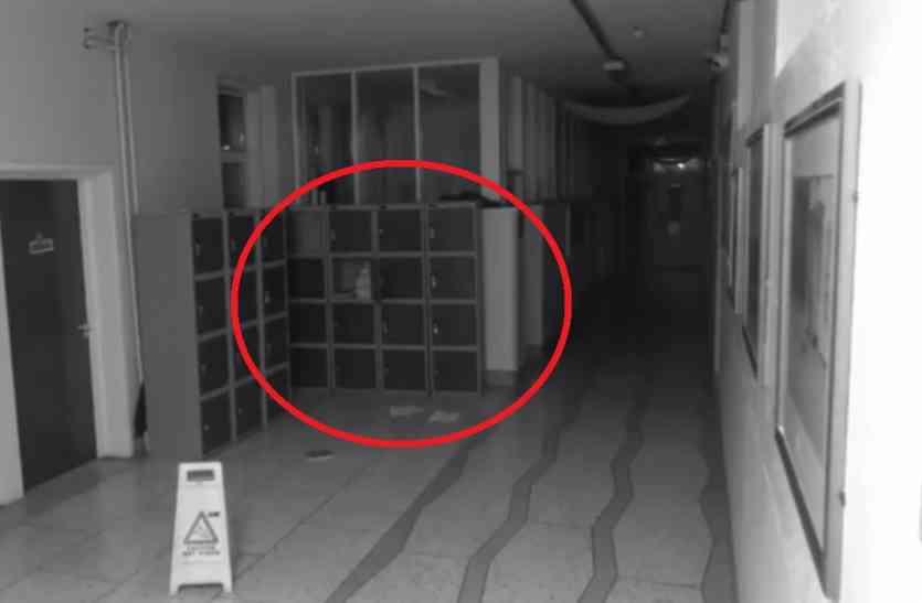 भूतों की अजीब हरकत कैमरे में कैद, कमजोर दिल वाले न देखें ये वीडियो