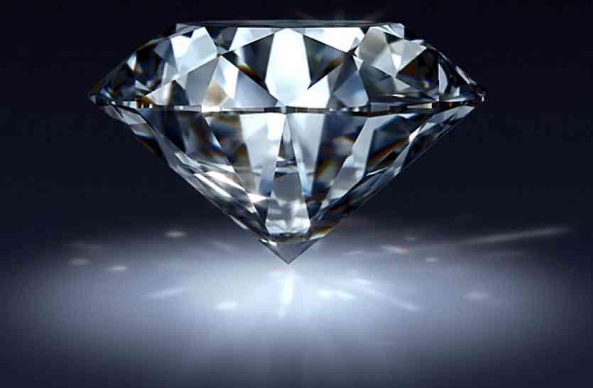 पन्ना की NMDC की सरकारी खदान से 35 कैरेट का हीरा चोरी