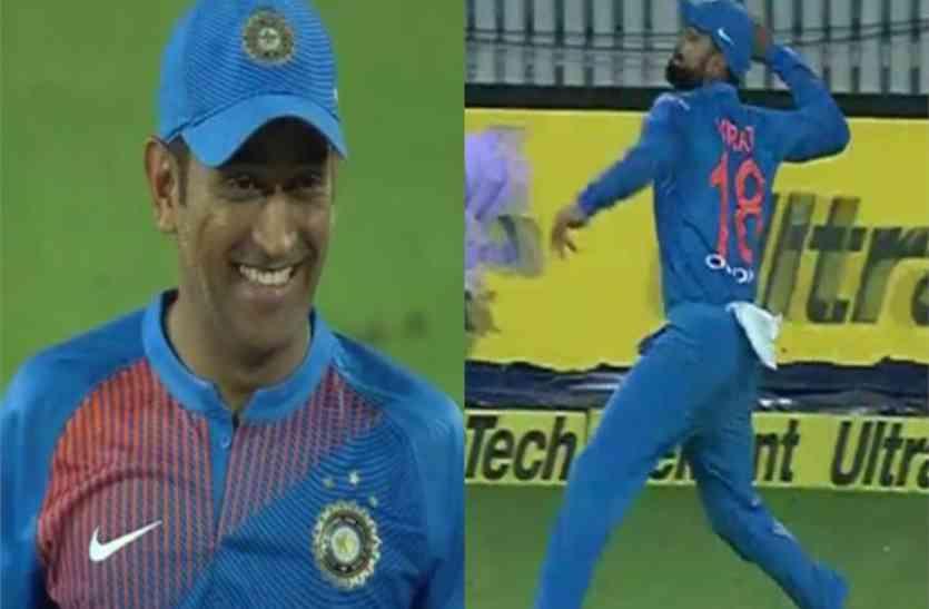 भारत ने ऑस्ट्रेलिया पर दर्ज की टी20 में लगातार सातवीं जीत, मैच में कोहली ने कर दिया ऐसा कमाल कि देखते रह गए धोनी!
