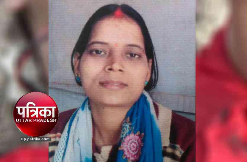 जौनपुर में विवाहिता की हत्या कर मायके के सामने फेंकी लाश
