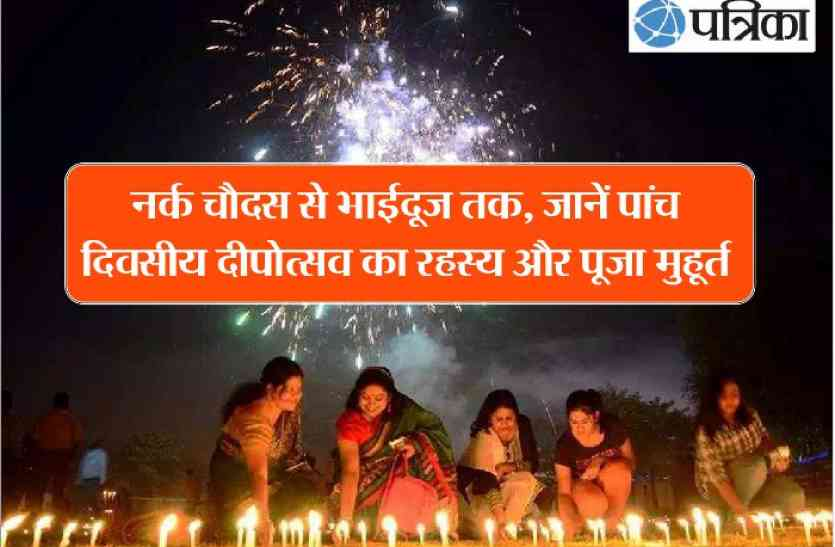 shubh muhurat for pooja today - Jabalpur News in Hindi - diwali