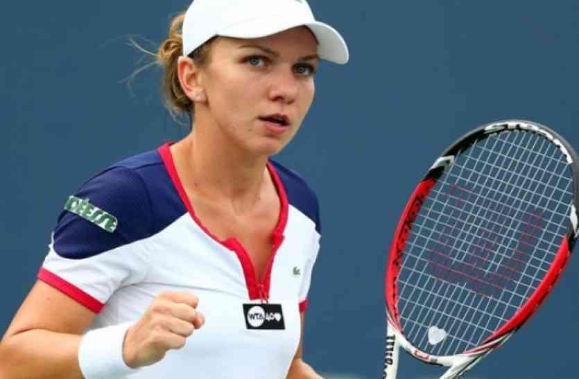 डब्ल्यूटीए रैंकिंग: रोमानिया की टेनिस स्टार हालेप शीर्ष पर