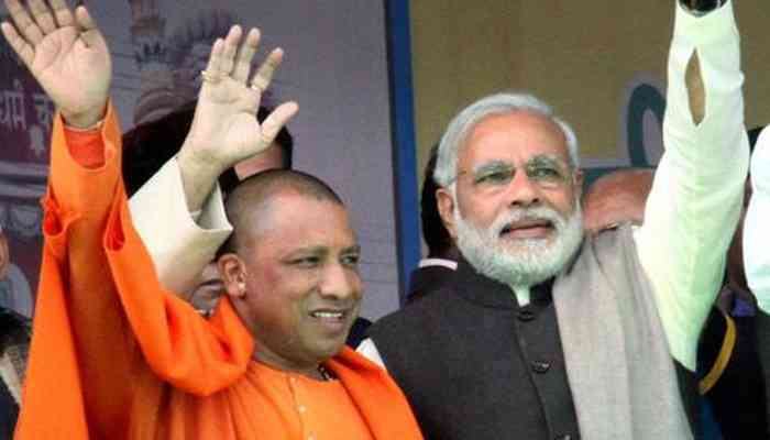 Yogi Adityanath is representing BJP as a new Hindutva face