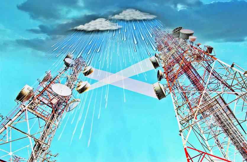 बारिश की बूंदों की गणना पर टिकी दुनिया की नजर, मोबाइल फोन टावर दिला सकता है प्राकृतिक  आपदाओं से निजात