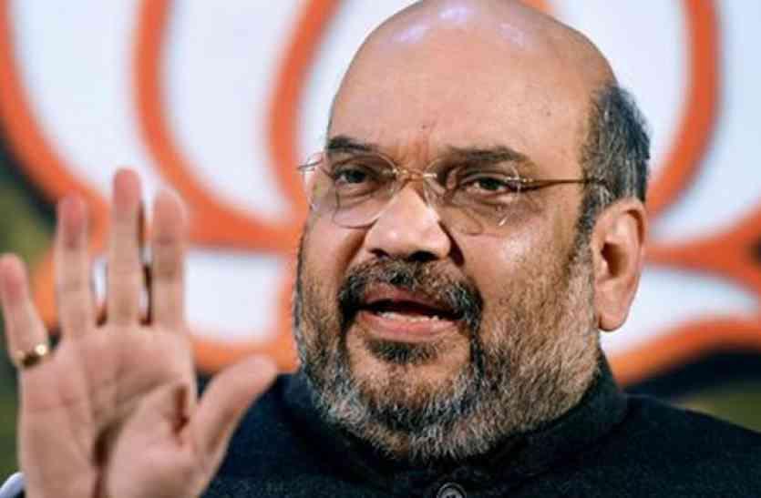 मोदी ने यूपी को दिया यूपीए सरकार से ज्यादा रुपया: अमित शाह