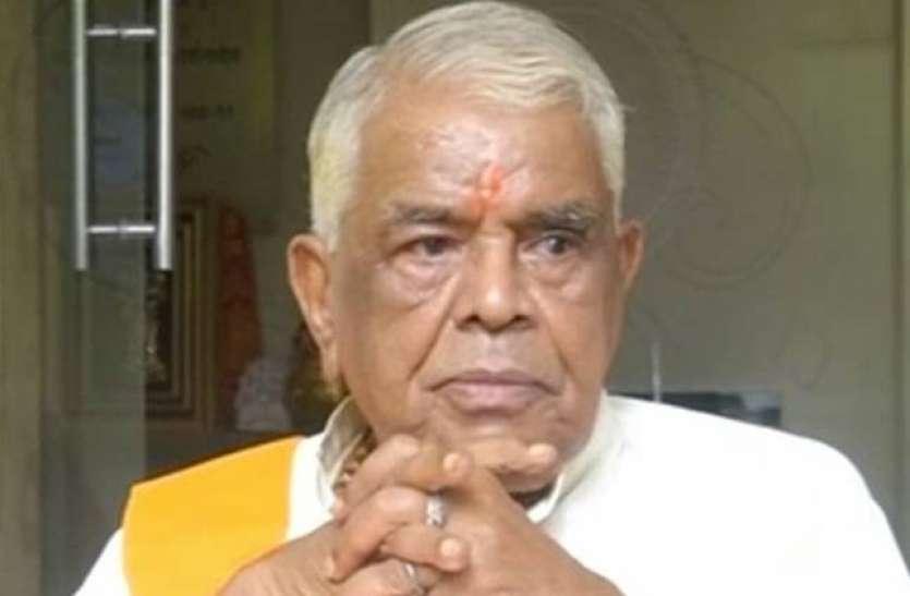 MP के पूर्व CM बाबूलाल गौर के निधन पर भूपेश, रमन समेत इन नेताओं ने जताया शोक