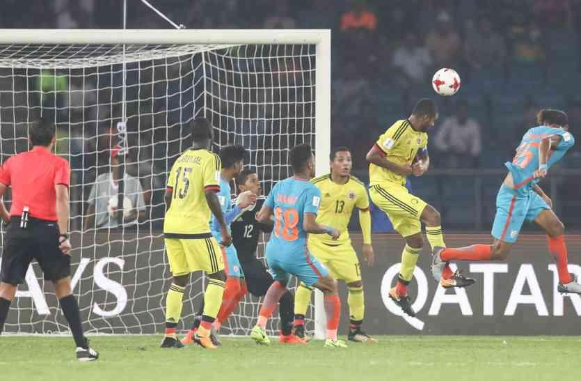 फीफा U 17 वर्ल्ड कप: भारत के लिए बड़ी सफलता है ये पांच उपलब्धियां