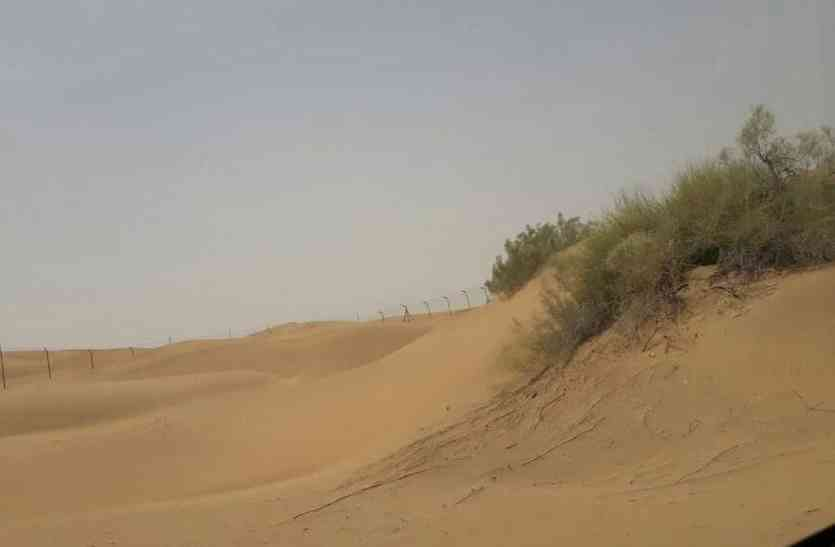 Jaisalmer- हसन की आवाजाही से फिर उजागर हुए सीमा सुरक्षा के छिद्र