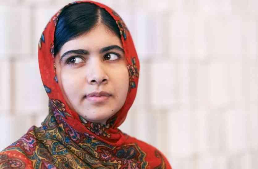 मलाला ने ऑक्सफोर्ड में अपना पहला लैक्चर अटैण्ड किया