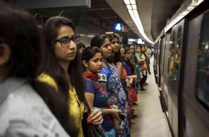 महंगा हुआ दिल्ली मेट्रो का सफर, 5 माह में फिर बढ़ाया गया किराया