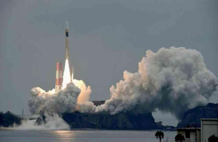 जापान ने ताजा उपग्रह लॉन्च किया