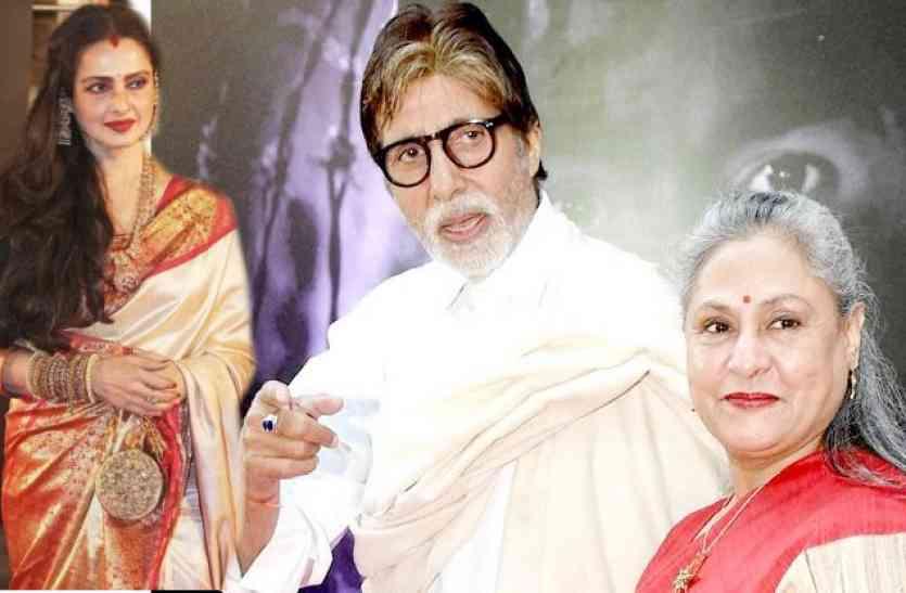 Birthday Special Amitabh Bachchans Secret Love Affairs - रेखा, जया नहीं थीं  पहला प्यार, इस लड़की के लिए धड़कता था सुपरस्टार अमिताभ बच्चन का दिल    Patrika News