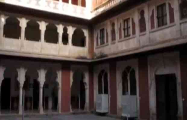 haunted brijraj palace ghost only slaps