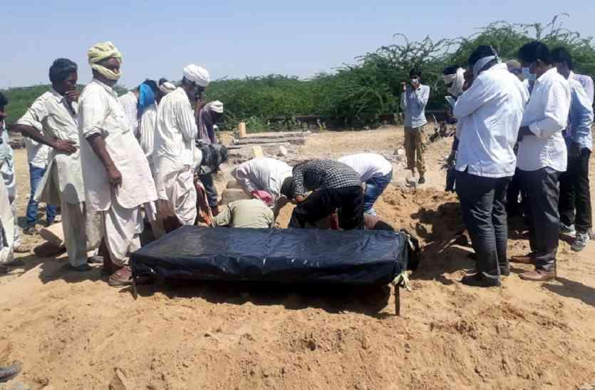 Jaisalmer- लोक कलाकार की हत्या के बाद भयभीत कलाकार न हीं लौटे गांव, पुलिस का आया यह बयान