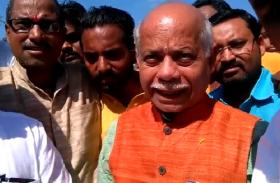 अयोध्या में राम मूर्ति बनाने की योगी की घोषणा पर, केंद्रिय मंत्री ने दिया यह बयान