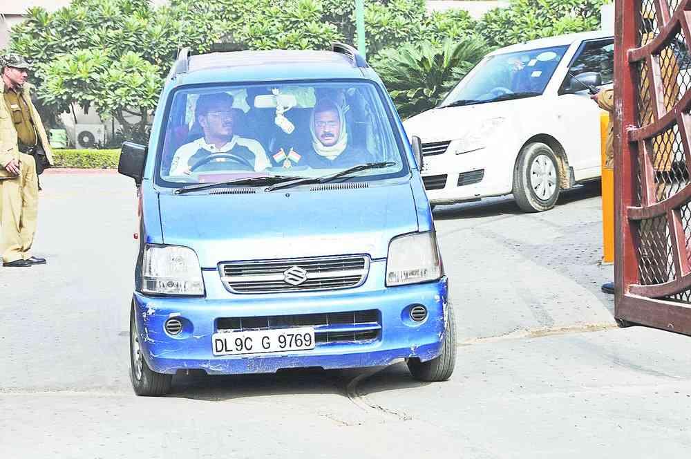 Arvind Kejriwal,Aam Aadmi Party,