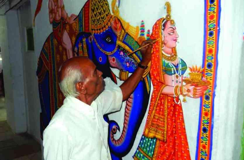 श्रीनाथजी में पांच दिवसीय दीपोत्सव 17 से, होटलों में अग्रिम बुकिंग