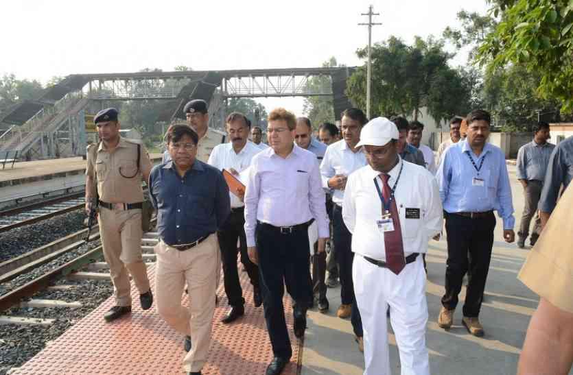 बालाघाट-जबलपुर के लिए करना होगा इंतजार, दिसंबर तक बालाघाट-समनापुर तक दौड़ेगी ट्रेन