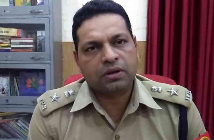 Exclusive Interview: पहली ही पोस्टिंग में मौत को काफी करीब से देखा - SSP दीपक कुमार