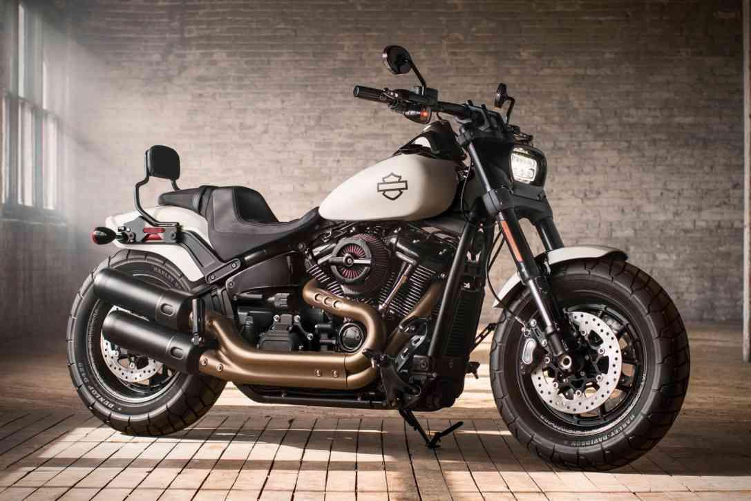 Harley Davidson Softail series