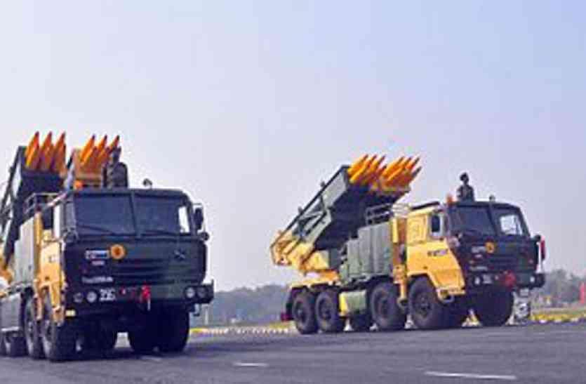 दुश्मन देश को मुंहतोड़ जबाव देने एमपी के इस शहर में बनेंगे रॉकेट...