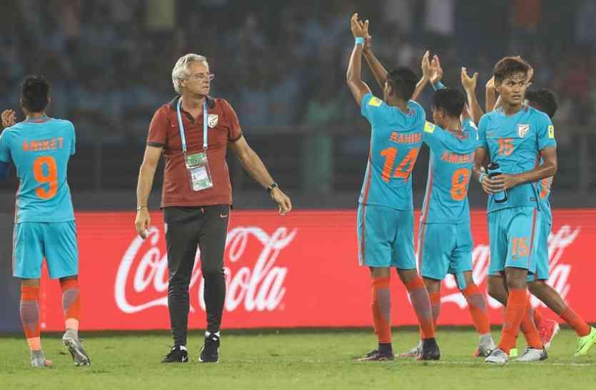 फीफा U 17 वर्ल्ड कप: करो या मरो के मुकाबले में आज घाना से भारत की भिड़त