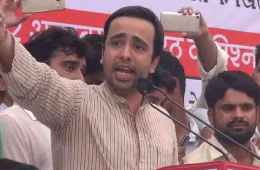 सरकार ने पुलिस को एनकाउंटर के लिए टारगेट दिया है, पैसा न दें तो गोली मारो: जयंत चौधरी